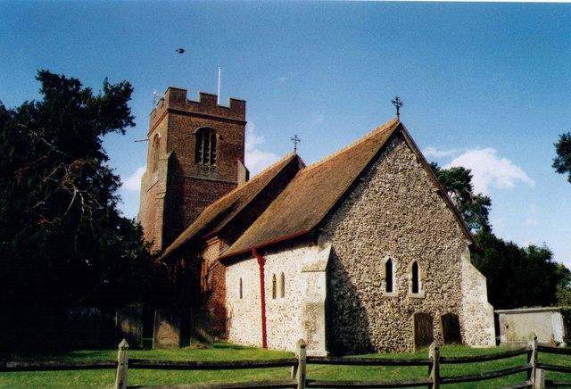 St James Church Ruscombe